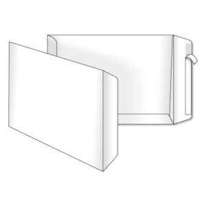 Конверт  С4 (1+0) Білий СКЛ адресная сетка